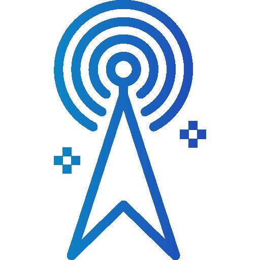 Antenna  free icon