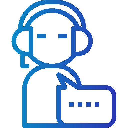 Phone operator  free icon