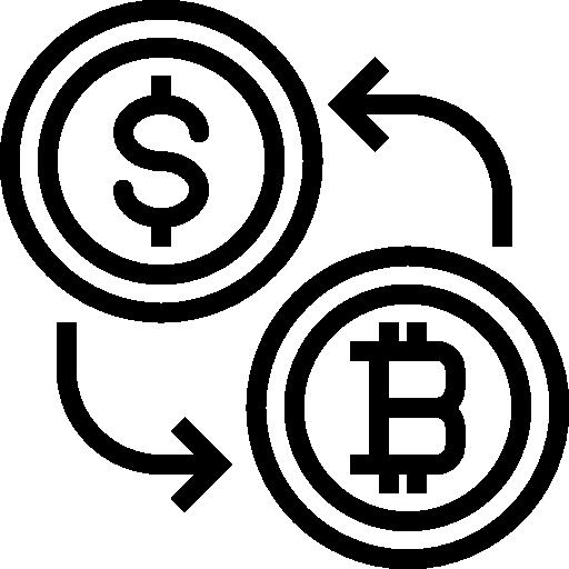 Exchange  free icon