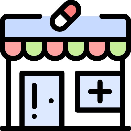 farmacia  icono gratis