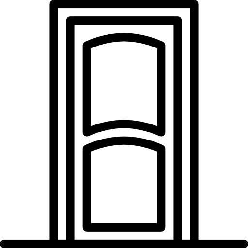 Door  free icon