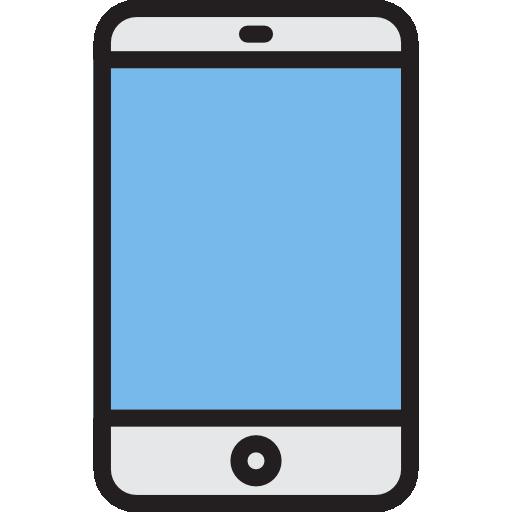 smartphone  kostenlos Icon