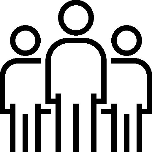 그룹  무료 아이콘