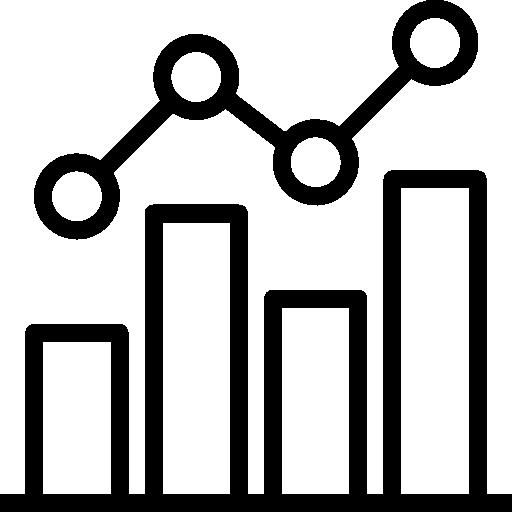 gráfico  icono gratis
