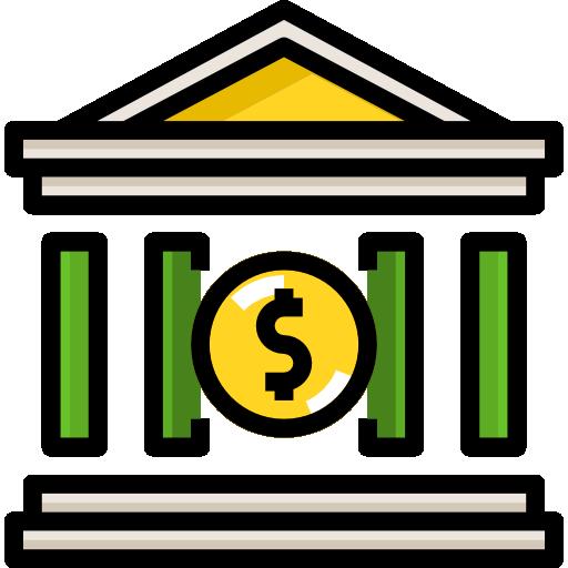 은행  무료 아이콘