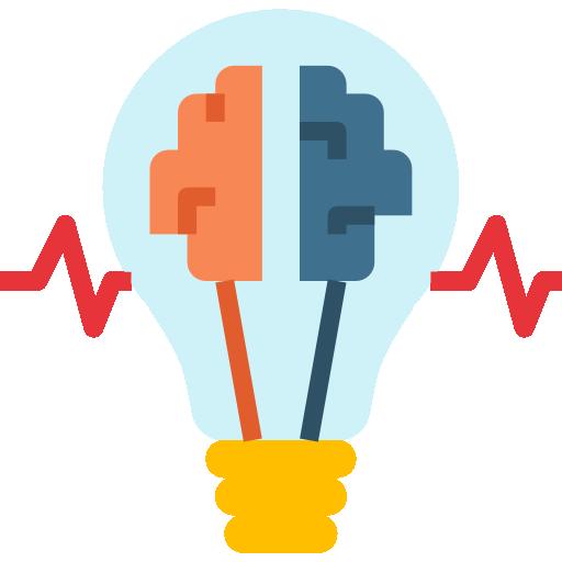 idée créative  Icône gratuit