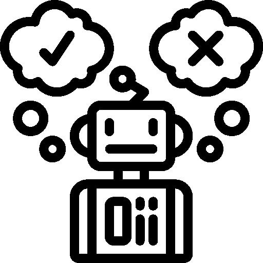 Robot  free icon
