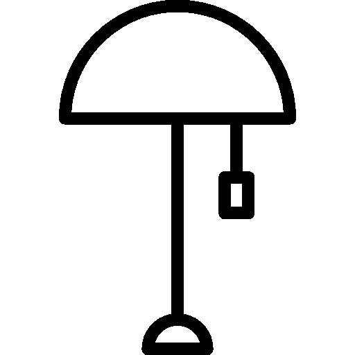 lampe  Icône gratuit