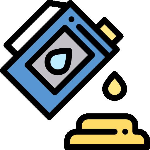 Car oil  free icon