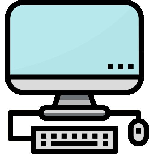 컴퓨터  무료 아이콘