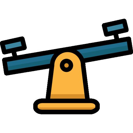balancier  Icône gratuit