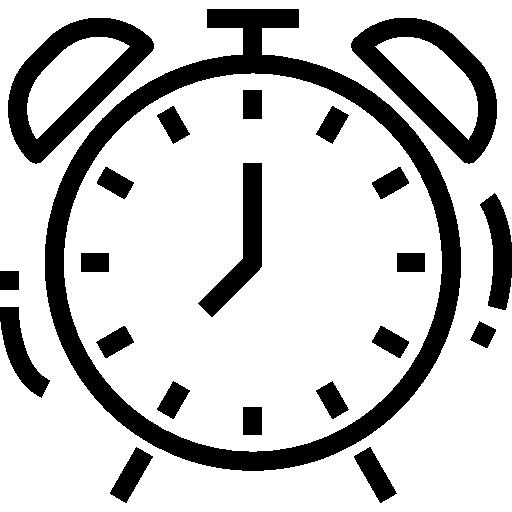 알람 시계  무료 아이콘