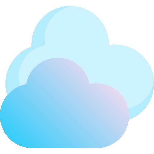 nublado  grátis ícone