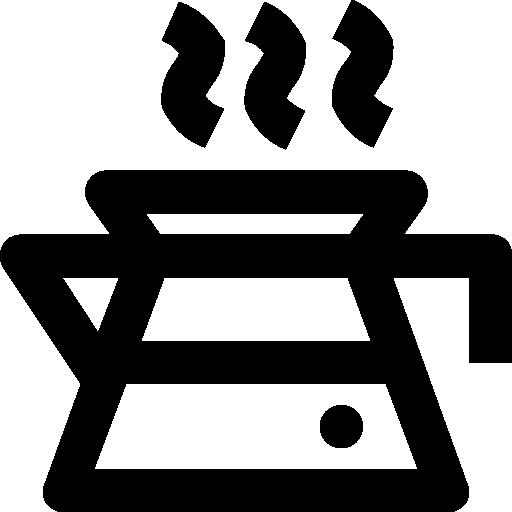Кофейник  бесплатно иконка