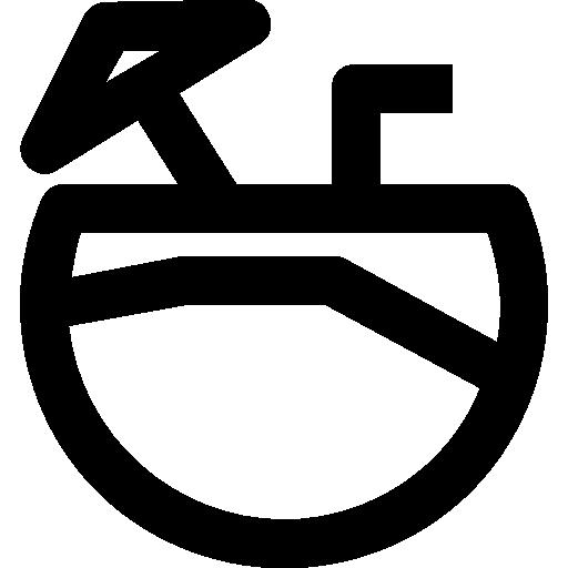 cóctel  icono gratis