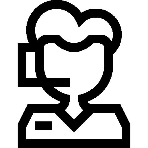 Колл-центр  бесплатно иконка