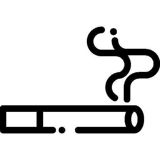 Cigarrete  free icon