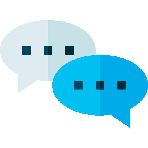 parler  Icône gratuit