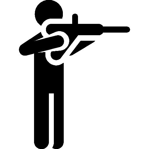 Shoot  free icon