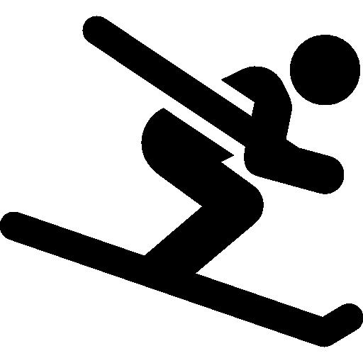Ski  free icon