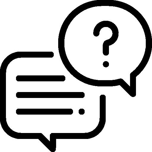 conversacion  icono gratis