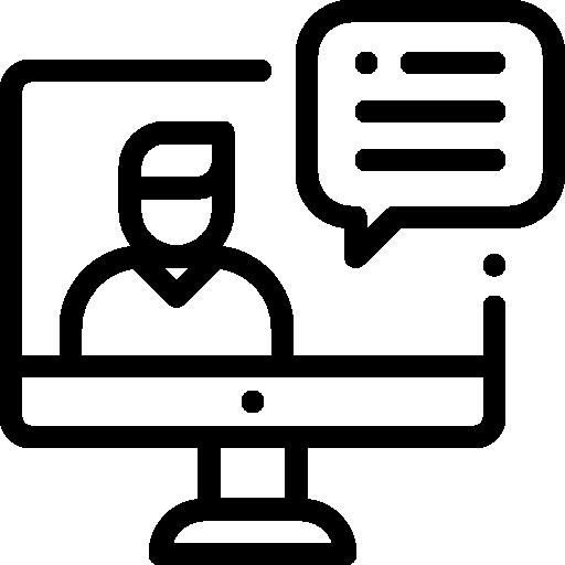 videokonferenz  kostenlos Icon