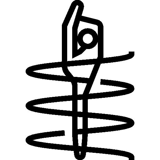 Rhythmic gymnastics  free icon
