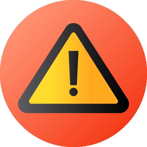 advertencia  icono gratis
