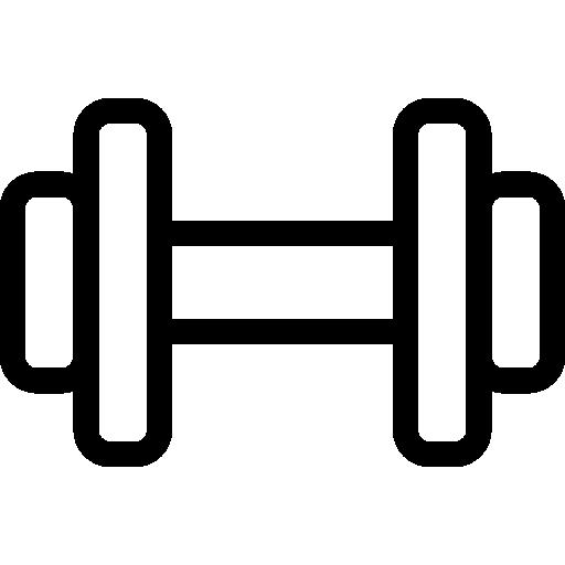 dumbell  icono gratis