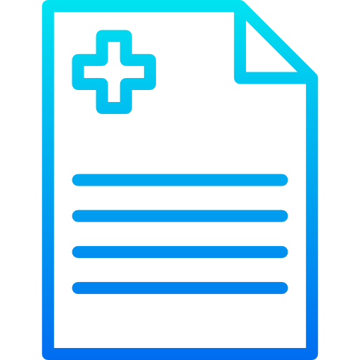 Medical record  free icon