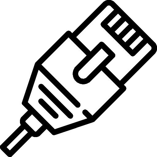 이더넷  무료 아이콘
