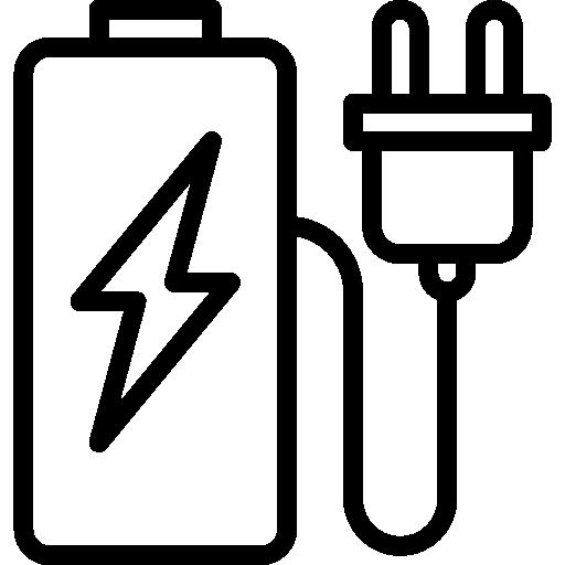Charging  free icon