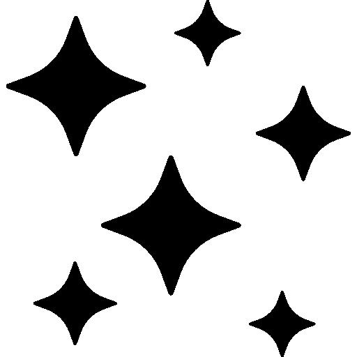 estrellas  icono gratis