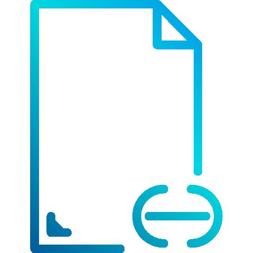 archivo  icono gratis