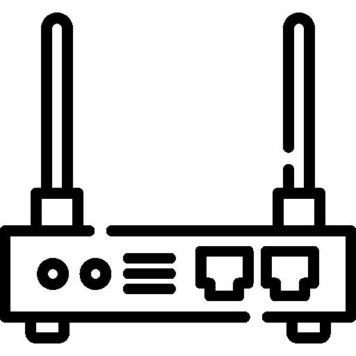 routeur sans fil  Icône gratuit