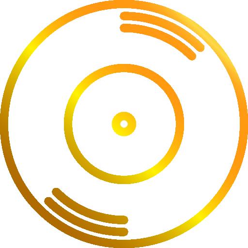 record  Icône gratuit