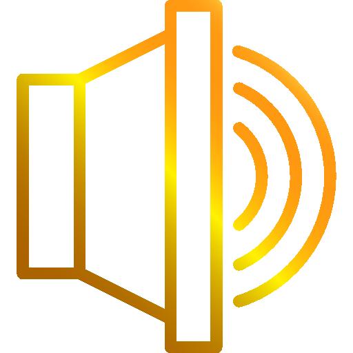orateur  Icône gratuit
