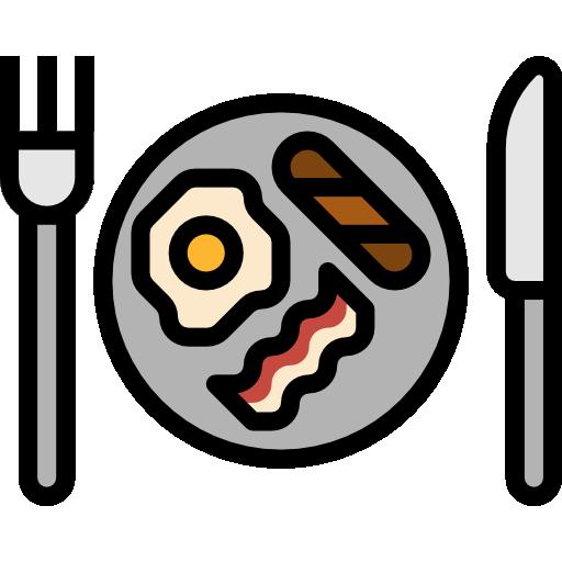 Breakfast  free icon