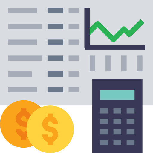 Accounting  free icon