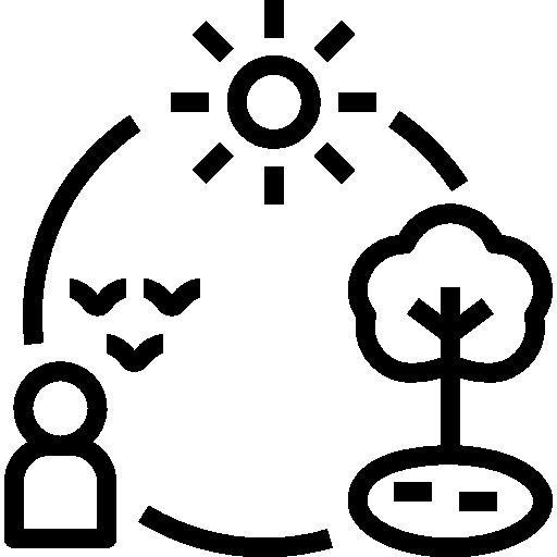 Ecosystem  free icon