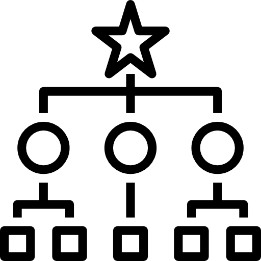 Organization  free icon