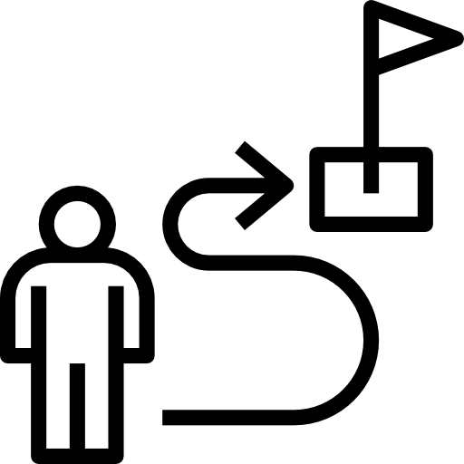 Purpose  free icon