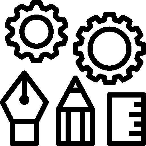 Edit tools  free icon