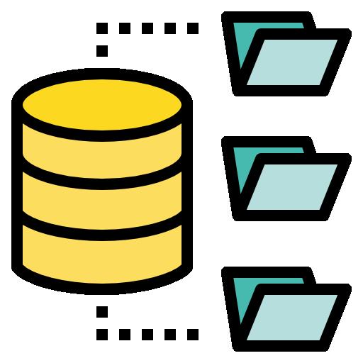 Storage  free icon