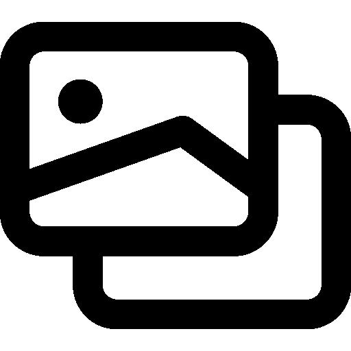 영상  무료 아이콘