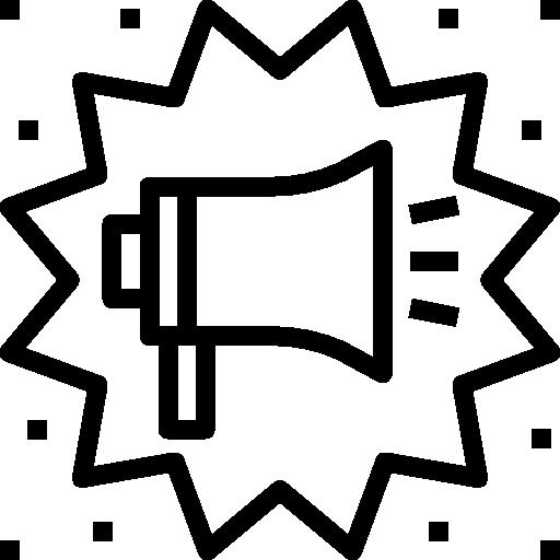 Promotion  free icon