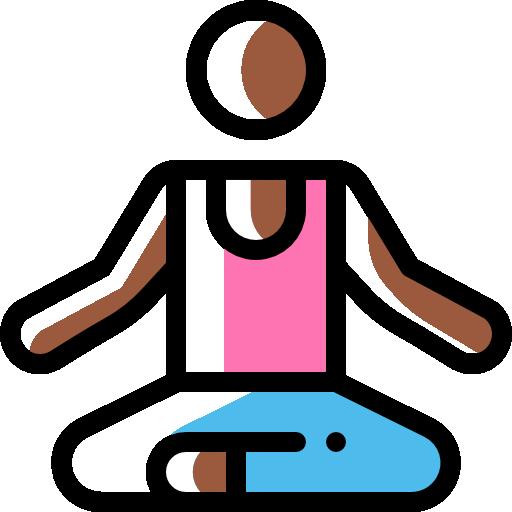 Yoga  free icon