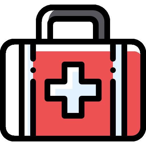 First aid kit  free icon