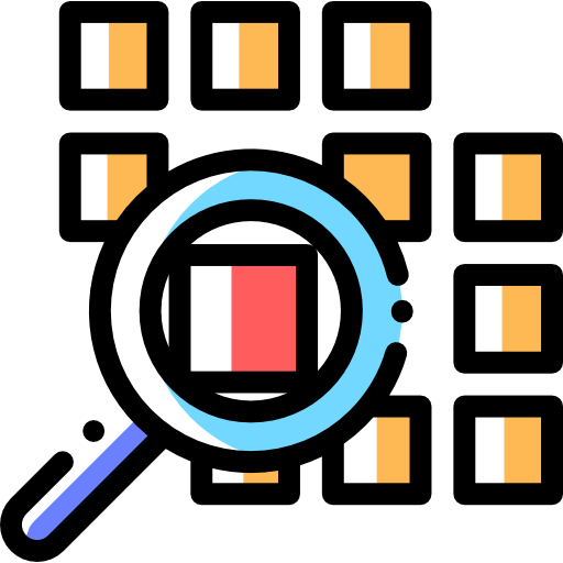 big data  Icône gratuit