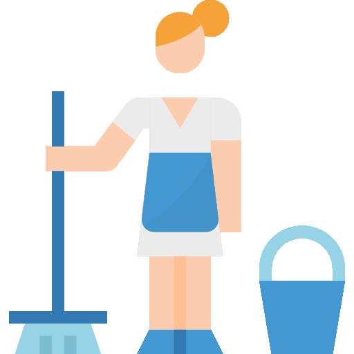 Housekeeping  free icon